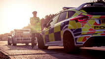 UK police Ford Focus RS