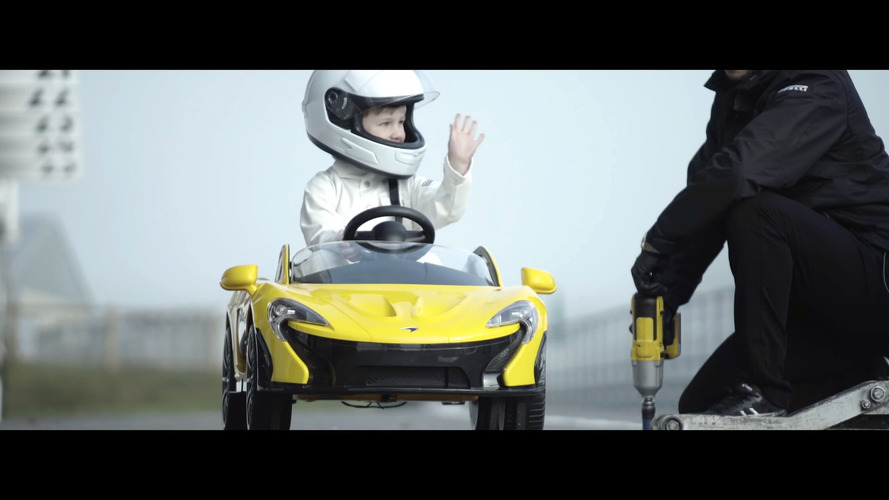 McLaren tricks us with electric P1 faux teaser