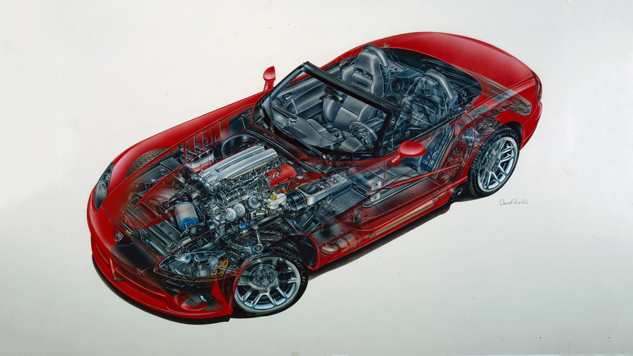 7 Kimble cutaway drawings we've shown you, all in one place