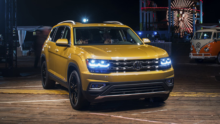 VW Atlas seriously being considered for Europe
