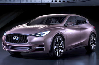 Mercedes-Benz Developing Infiniti Q30 Hatcback