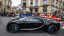 Bugatti Chiron is 'faster' at Le Mans than a race car