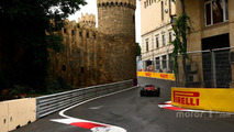 European Grand Prix - Qualifying (Live Commentary)
