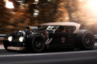 Lincoln Phaeton Concept is Rat-Rod Goodness