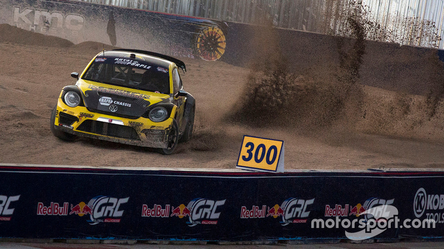 Tanner Foust sweeps Red Bull Global Rallycross Phoenix