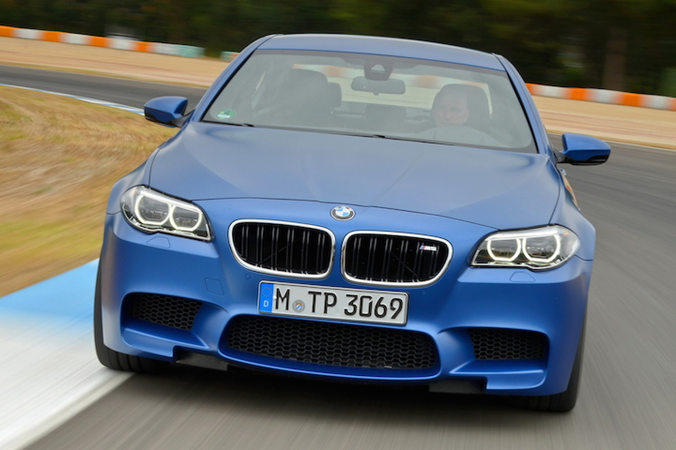BMW Staying True To Manual Gearbox, 8-Speeds