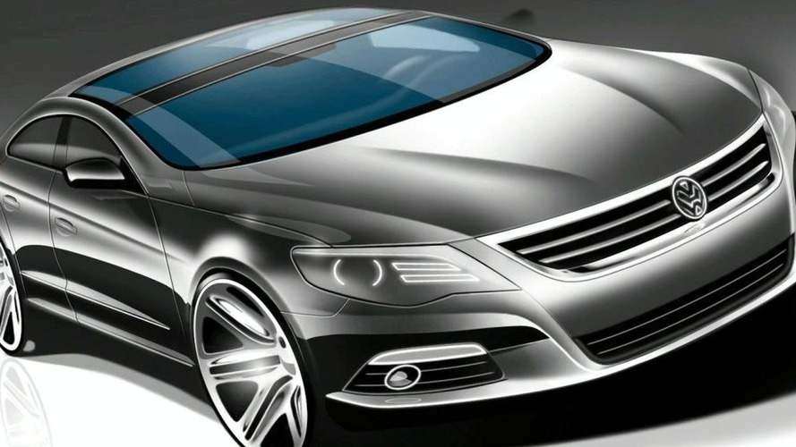 New Volkswagen CC in the works, company considering a fastback variant - report