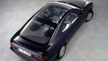 Mercedes-Benz coupe concept of 1993
