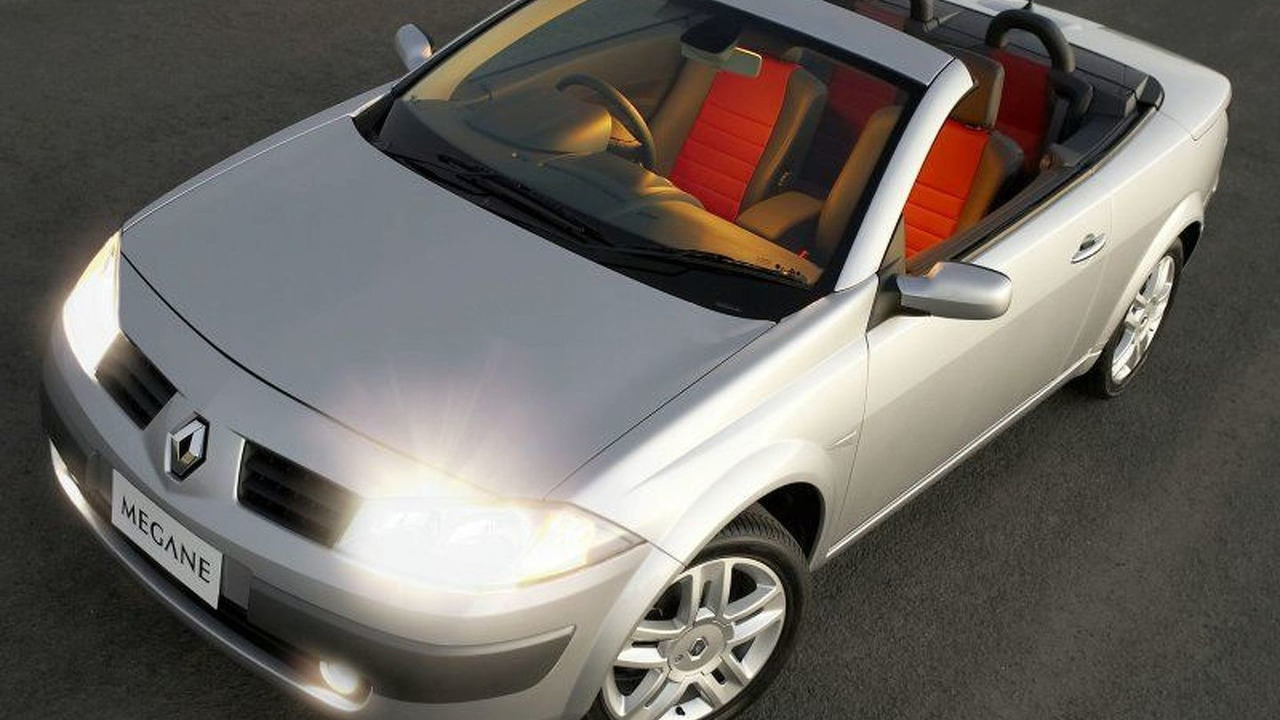 Renault Mégane Coupe-Cabriolet Limited Edition
