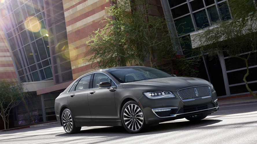 2017 Lincoln MKZ proves its safety with TSP+ from IIHS