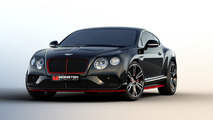 Bentley Continental GT Monster by Mulliner unveiled with a bespoke audio system