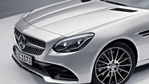 Mercedes SLC with Night Package