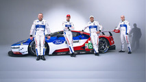 Ford GT driver lineup