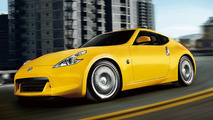 Nissan 370Z Pricing Announced (US)
