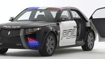 Carbon Motors E7 Cop Car Penned for 2012 Production
