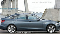 BMW 5-series Gran Turismo Leaked Official Image