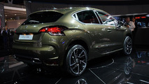 Citroen DS4 debuts in Paris - more DS models on the way