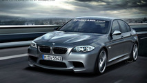 2011 BMW M5 Details Spilled - Wagon Variant Axed