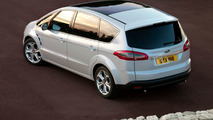 2010 Ford S-Max and Galaxy Facelifts Official Details and Photos Released