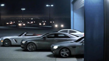 Mercedes Super Bowl commercial screen captures - 07.2.2011