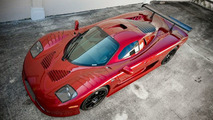 Mosler MT900 GTR XX in Candy Apple Red - med res