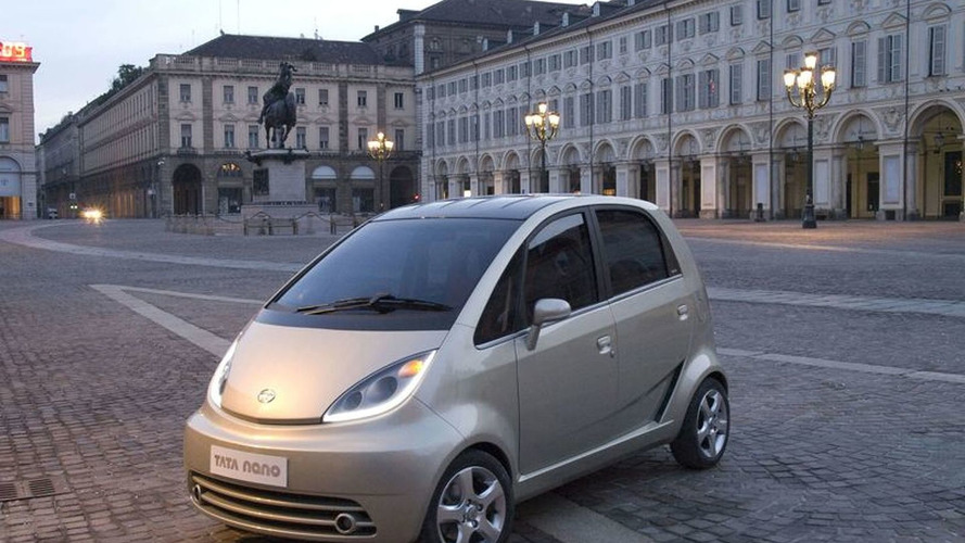 Tata Nano heading to US by 2011 with $2,300 price tag