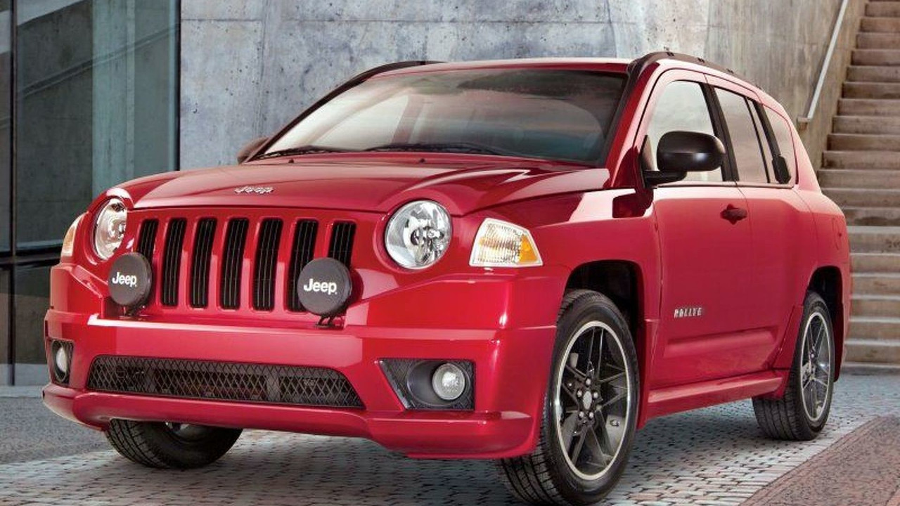 2007 Jeep Compass with New Rallye Package