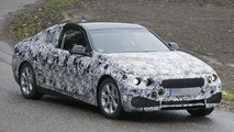 2013 BMW 4-Series coupe first time spied