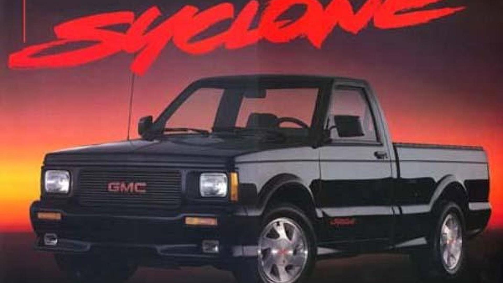 Jay Leno shows his rare 1991 GMC Syclone [video]