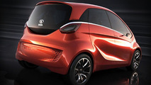 Tata Megapixel concept revealed in Geneva [video]