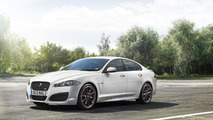 Jaguar XFR with Speed Package 30.8.2012