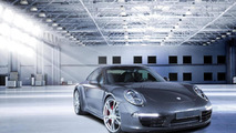 Techart tease Porsche 911  individualisation program