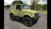 You'll Be Doing Flips for This Handsome 1986 Suzuki Samurai