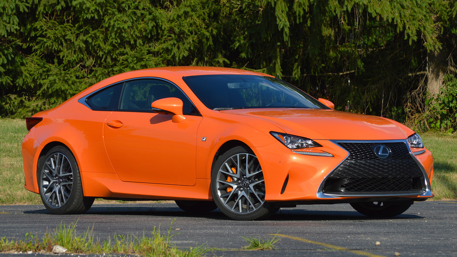 Review: 2016 Lexus RC 200t