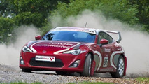 Toyota GT 86 to be a featured car for RallyMaster, allow the public to get a taste of rallying