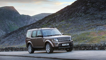 2015 Land Rover Discovery revealed with minor updates [video]