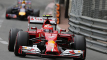Raikkonen admits 2014 title chance 'over'