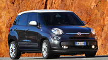 Fiat 500L gains two new engines