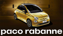 One-off Fiat 500 by Paco Rabanne up for grabs in giveaway