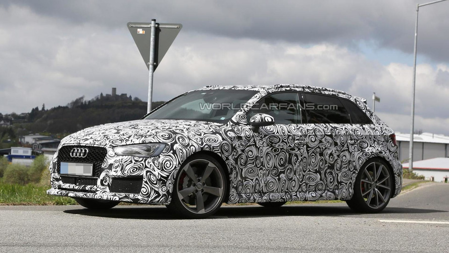 Audi RS3 Sportback detailed ahead of next year's launch, will pack around 360 bhp