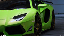 Lamborghini Aventador DIECI by DMC unleashed