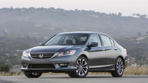 2014 Honda Accord revealed with minor updates