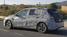 2014 Nissan Almera successor spied wearing less camouflage