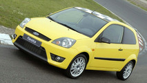 Ford Fiesta Zetec S Limited Edition (UK)