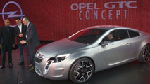 Opel GTC Concept Revealed