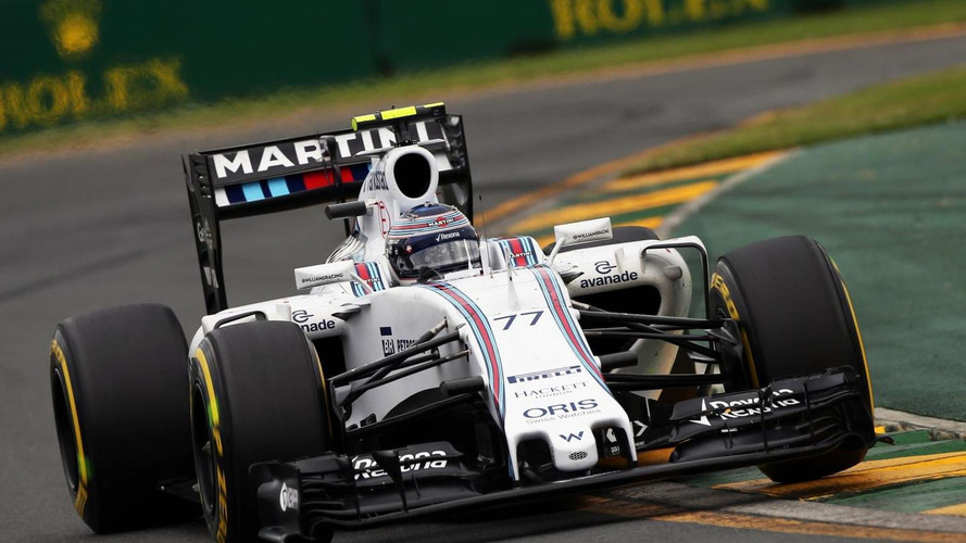Bottas could miss Australian GP