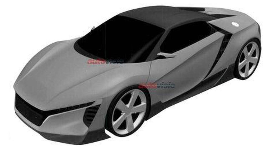 Baby Honda NSX allegedly out in 2018 with 300 bhp hybrid 1.5-liter turbo