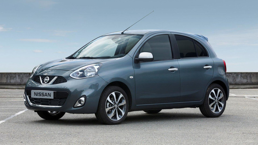 Nissan Micra N-TEC to bow in Frankfurt