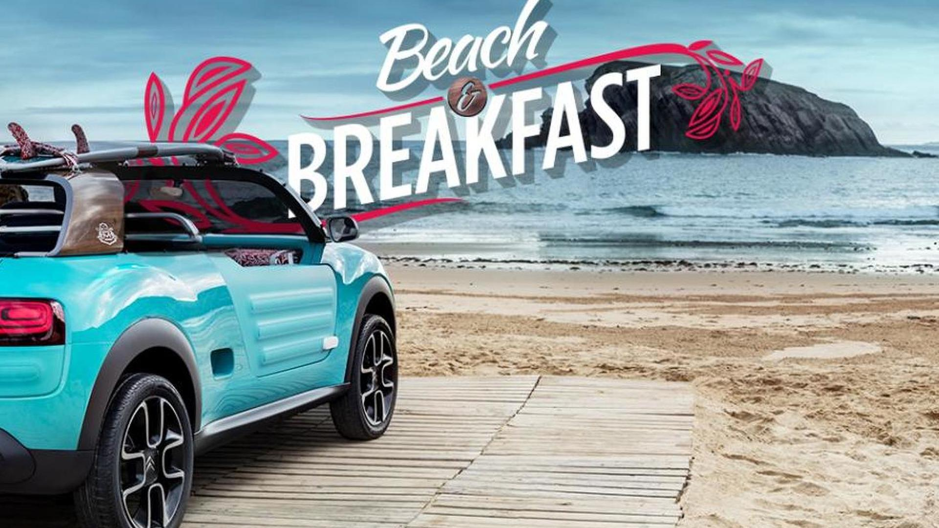 Citroën Cactus M arrives at IAA to revive the Méhari spirit [video]