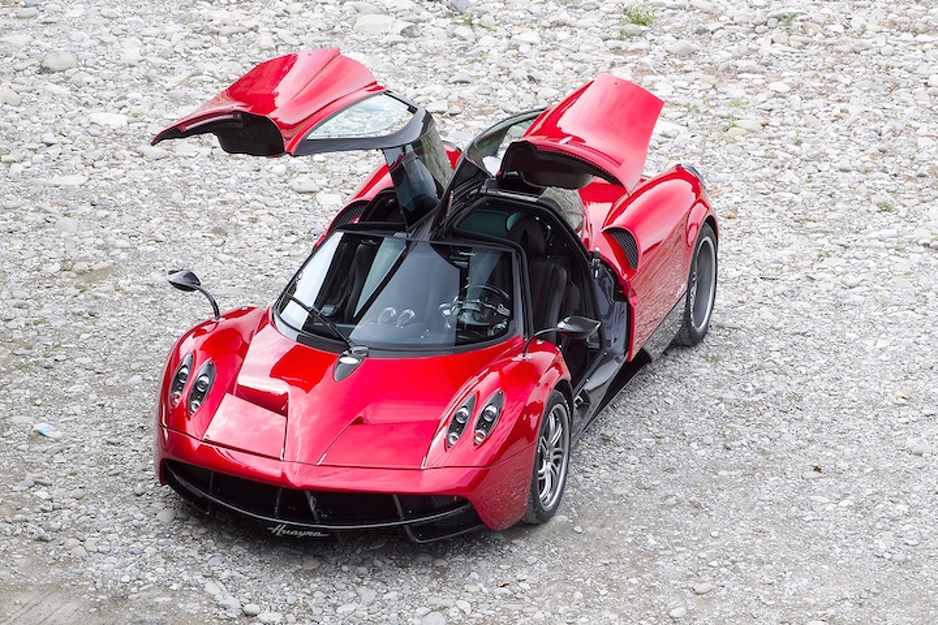 Sports Cars With Gullwing Doors
